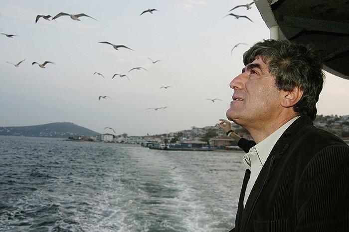 Hrant Dink (File Photo)