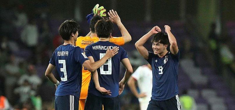 CLINICAL JAPAN STUN IRAN 3-0 TO REACH ASIAN CUP FINAL
