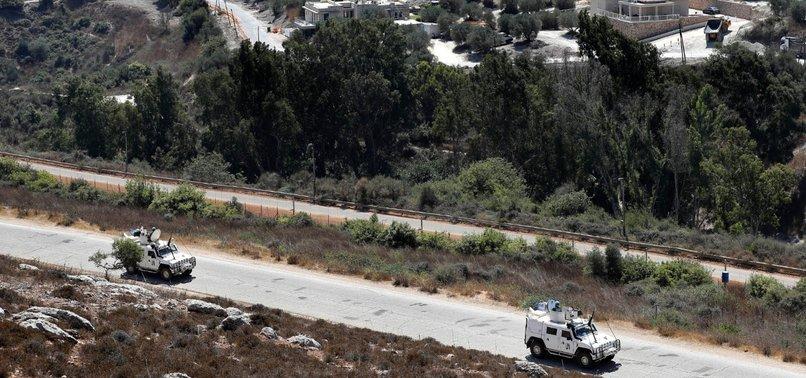 HEZBOLLAH SAYS SHOT DOWN ISRAELI DRONE AT LEBANESE BORDER