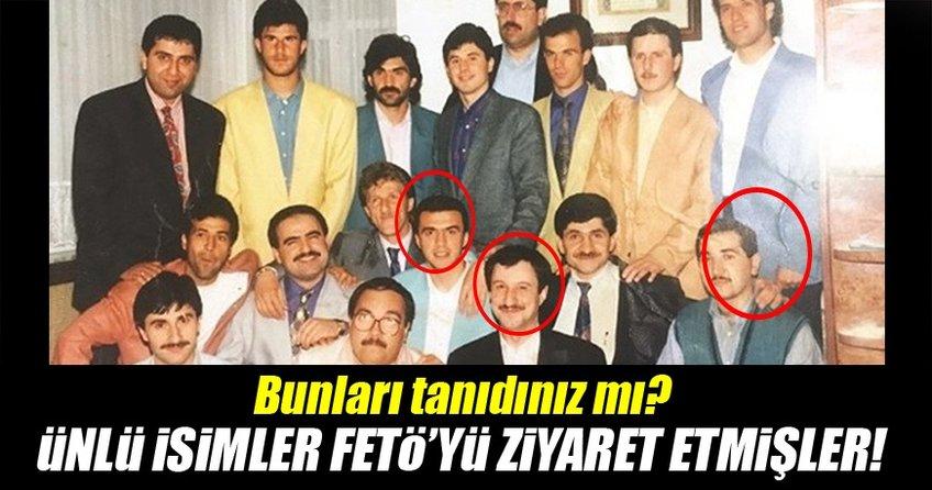 Adil Öksüz'ün Galatasaraylı futbolcularla fotoğrafı ortaya çıktı