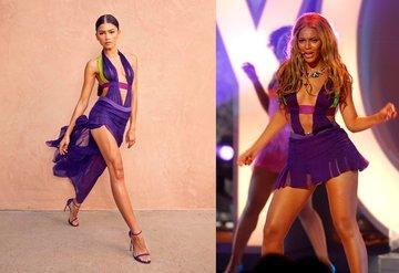 Zendayadan BET Ödüllerinde Beyonceye Saygı Duruşu