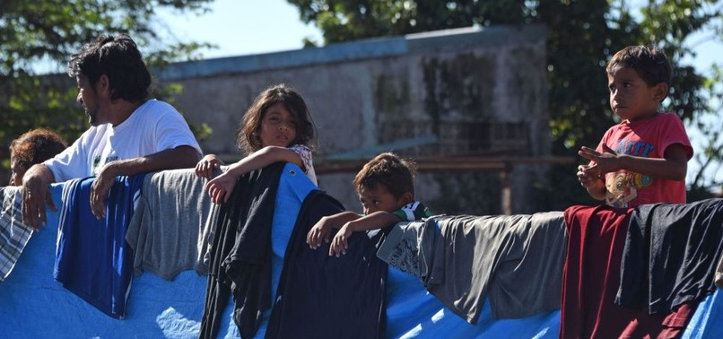 UNICEF WARNS OF DESPERATE CONDITIONS FOR MIGRANT CARAVANS CHILDREN