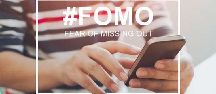 Çağın en büyük teknolojik hastalığı FOMO nedir?