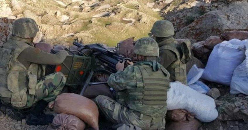 Siirt ve Hakkari'de 7 terörist etkisiz hale getirildi
