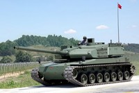 Turkey's Altay main battle tank, which has been developed by Koç Group subsidiary OTOKAR, will be showcased at the High Tech Port, one of the most important events in the defense and aviation...