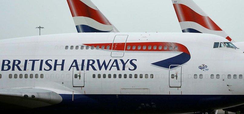 BRITISH AIRWAYS FACES $230M FINE OVER THEFT OF PASSENGER DATA