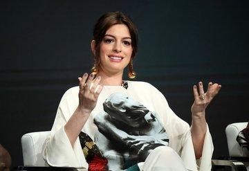 Anne Hathawayın İsmi Aslında Annie
