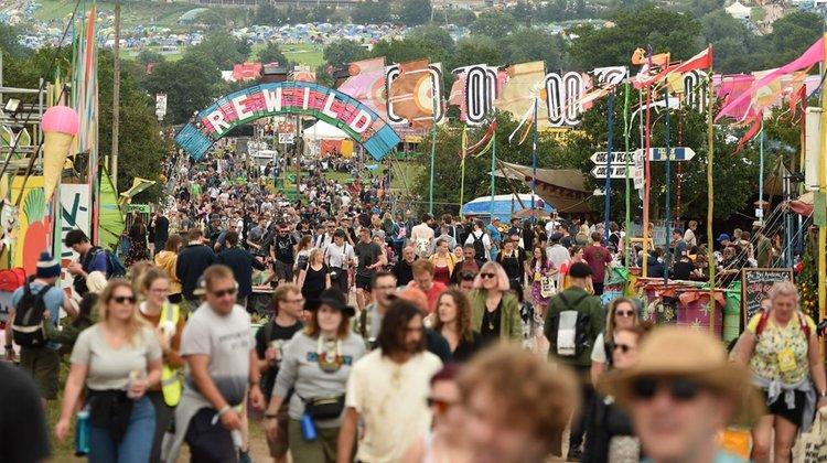 2019 Glastonbury Festivali başladı