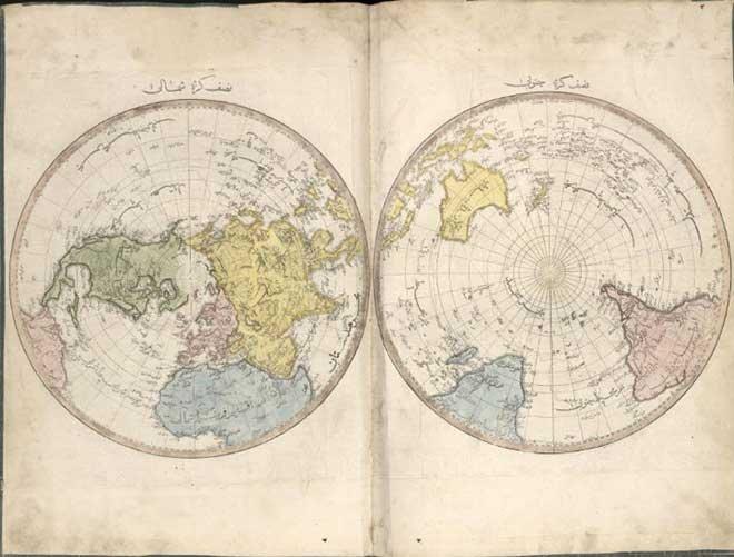 Kuzey ve Güney Kutbu