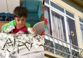 Türkiye 3 yaşındaki Alperen'e ağlıyor!