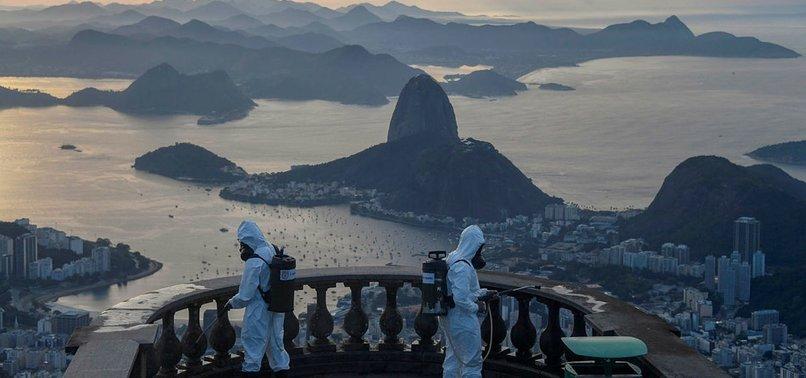 BRAZIL REGISTERS 50,644 NEW CORONAVIRUS CASES AND 1,060 NEW DEATHS
