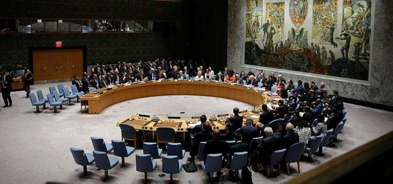 EUROPEAN COUNTRIES DEMAND UNSC MEETING ON SYRIA
