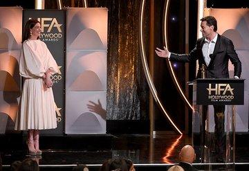 22. Hollywood Film Ödülleri sahiplerini buldu