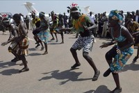 Sweet melodies can be heard over the unusual calm of South Sudan's capital Juba on this hot December evening amid the rush of people returning home from work.  The Alabu Dance Contest has...