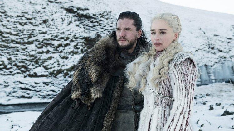 Game of Thrones final sezonundan kareler