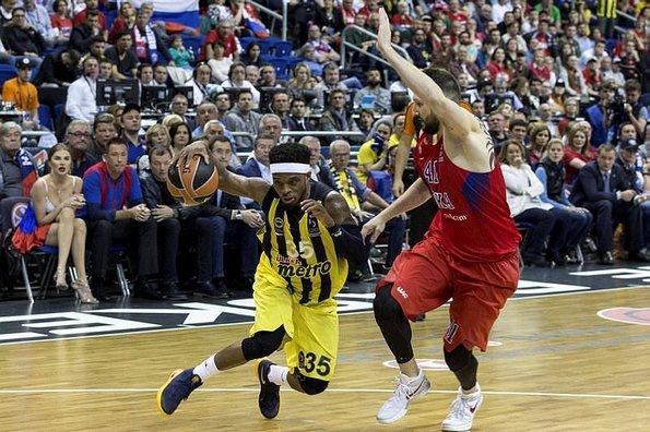 Fenerbahçe - CSKA Moskova maçı sosyal medyayı salladı
