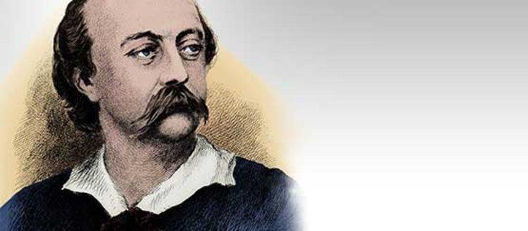 Tek tutkusu gerçeği söylemek olan Flaubertin...