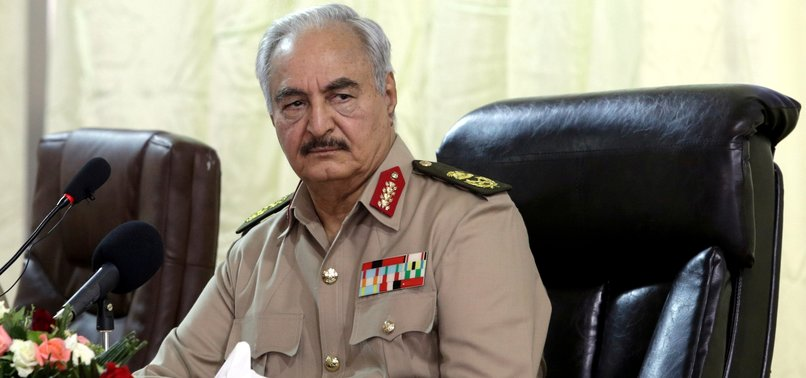HAFTAR GOVERNMENT STIRS UPROAR IN LIBYA AFTER SEEKING NORMAL ISRAEL TIES