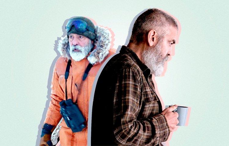 GEORGE CLOONEY 12 KİLO VERDİ, HASTANELİK OLDU
