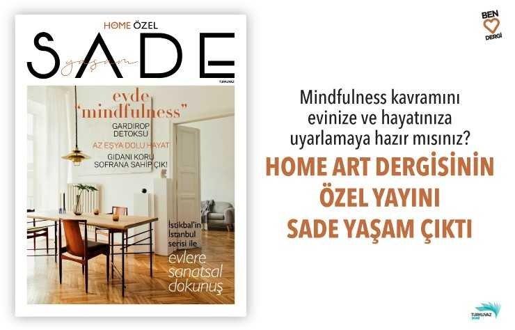 SADE YAŞAM BY HOME ART