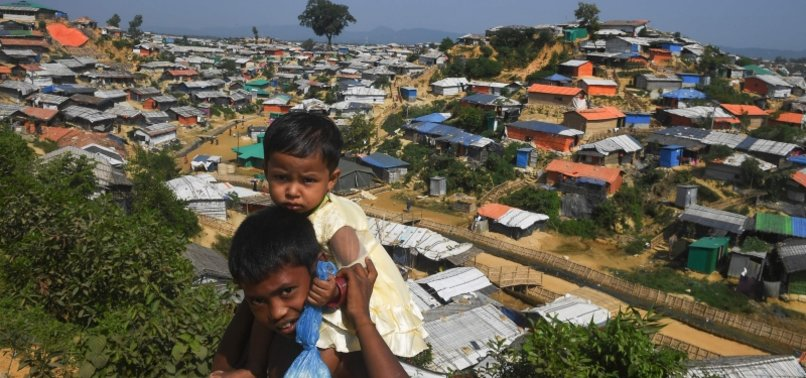 SOLDIERS COURT-MARTIAL MYANMARS LATEST SHAM, SAY ROHINGYA GROUPS