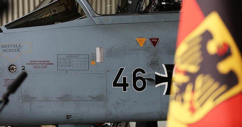Almanyanın göreve hazır uçak ve helikopter sayısı yetersiz