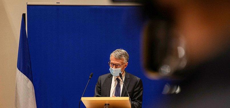 FRANCE: HORRIFIC DECAPITATION UNFOLDS AS ACT OF TERROR
