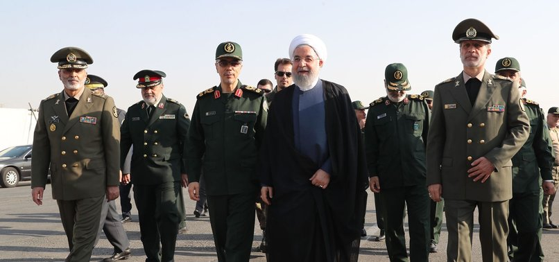 IRANIAN ARMY CHIEF: RESULT OF ANY AGGRESSION TO BE DESTRUCTION