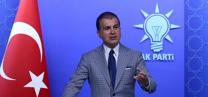 TURKISH PRESENCE IN E MED. ABIDES BY INT'L LAW: AK PARTY SPOX