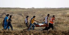 Palestinian youth hurt in Israel-Gaza border clashes martyred