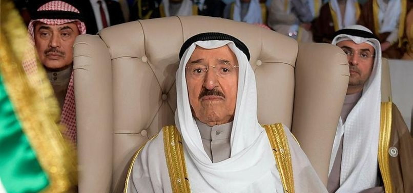 KUWAIT SAYS RULER, 90, OK AFTER UNSPECIFIED HEALTH SETBACK