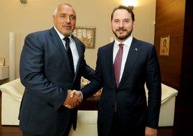 Türkiye ile Bulgaristan arasında dev işbirliği