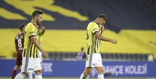 Fenerbahçe fail to beat 9-man Hatayspor at home