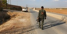 Syrian Kurds react to US border force plan in Syria