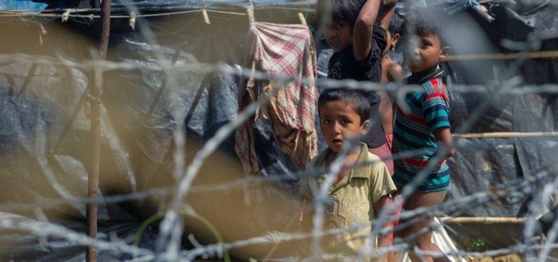 MYANMAR ARRESTS DOZENS OF RETURNING ROHINGYA, UN HUMAN RIGHTS CHIEF SAYS