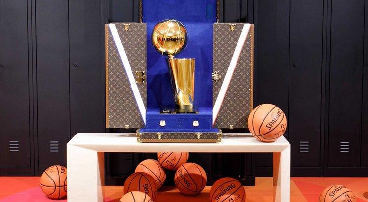 LV x NBA kapsül koleksiyonu