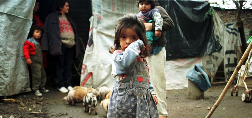 CHILDREN TWICE AS LIKELY TO LIVE IN POVERTY THAN ADULTS: UN