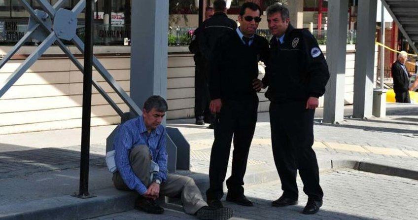 Polisten kaçan eski emniyet müdürü Arif Aygün vurularak yakalandı