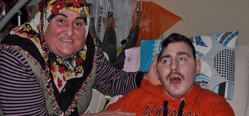 PARALYZED RUSSIAN MAN TAKEN CARE OF BY TURKISH WOMAN DIES AFTER 10 YEARS