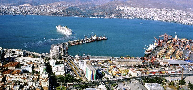BOOSTED BY EXPORTS, TURKEY REGISTERS HIGHEST GROWTH AMONG OECD COUNTRIES
