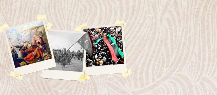 Libya'nın tarihine dair önemli kırılma noktaları