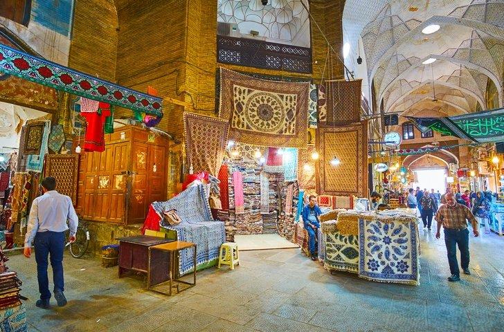 Grand Bazaar: Det eldste og største kjøpesenteret i verden