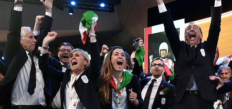 ITALY TO HOST 2026 WINTER OLYMPIC GAMES IN MILAN-CORTINA