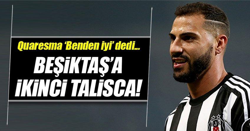 Beşiktaş'a 2. Talisca!