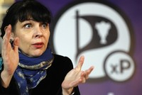 Iceland's anti-authoritarian Pirate Party took the helm in talks to form a new coalition government for the island nation Friday, after two earlier rounds of negotiations broke down.  The...