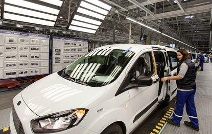 Ford Otosana mühendislik ihracatıyla birincilik ödülü