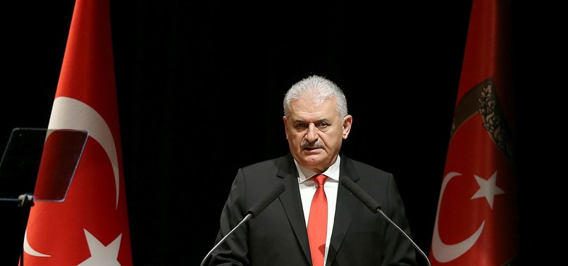 AFRIN OPERATION TO CONTINUE TILL LAST TERRORIST WIPED OUT -  TURKEYS PREMIER YILDIRIM