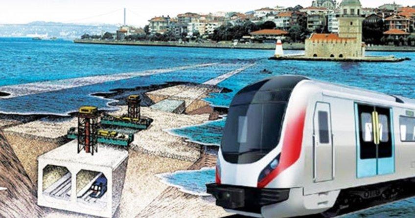 Marmaray'dan Bulgaristan'a