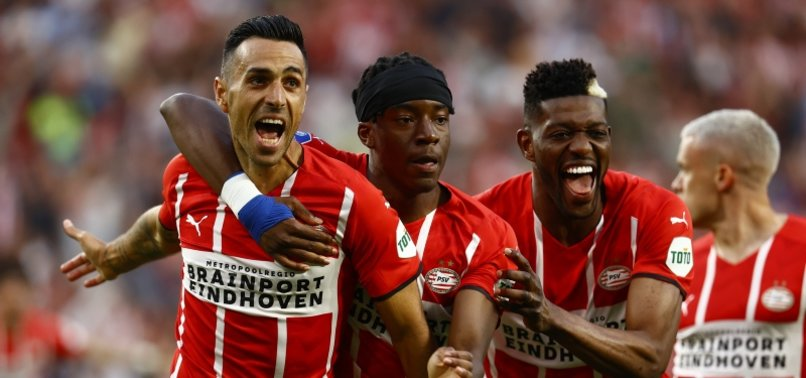 PSV BEAT GALATASARAY 5-1 IN CHAMPIONS LEAGUE 2ND QUALIFYING ROUND