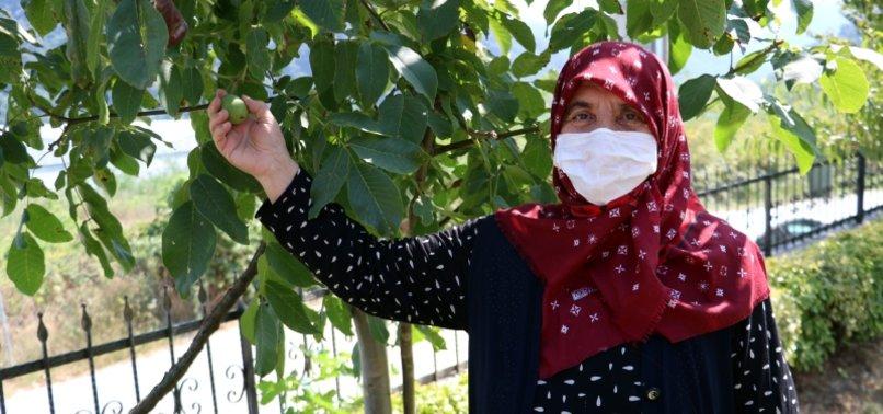 TURKEY: SEPTUAGENARIAN WHO BEAT COVID-19 URGES CAUTION